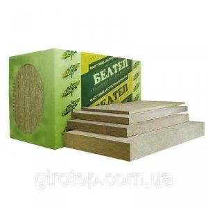 <p><strong>Мин. плита Beltep</strong></p> <p>размер - 100*60*10 см, плотность - 135 кг/куб.м.</p>