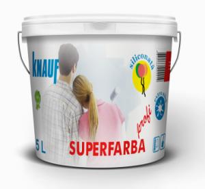 <p>Краска водоэмульсионная Superfarba Profi 3л/5л/10л/15л</p> <p>Цена</p>