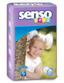 "<p>Подгузники ""SENSO BABY"" JUNIOR 5</p>